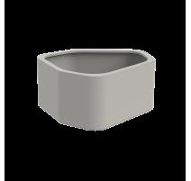 Shape Pot & Jardinière en polyester