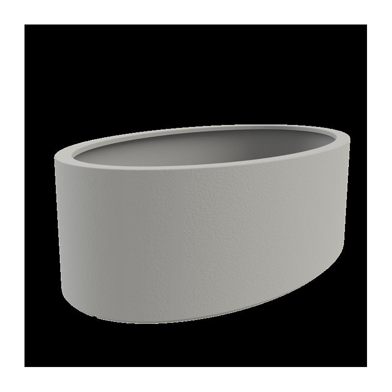 Ellipse Pot & Jardinière en polyester