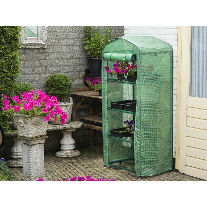 Petite serre de jardin superficie 1,3m²