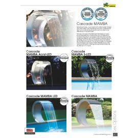 Mamba Acrylic LED - Ubbink
