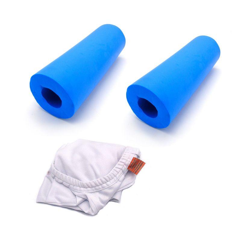Kit sac de filtration et rouleaux de mousse PVA pour Robotclean 5 Pool - Ubbink