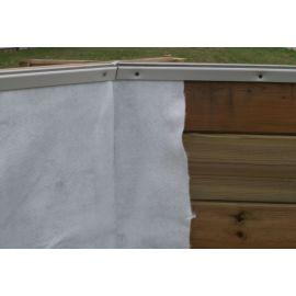 Piscine Linéa  500x1100 - H140cm - Ubbink