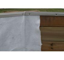 Piscine UrbanPool  250 x 450 - H140cm - Ubbink