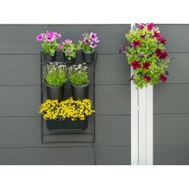 Kit pour mur végétal 5 pots...