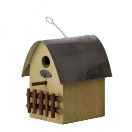Nichoir à oiseaux maison