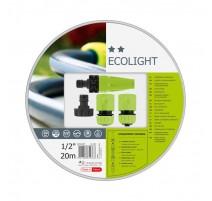 Kit d'arrosage ECOLIGHT 12,5 mm   20 m  + access. IDEAL