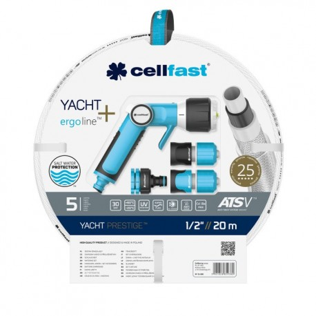Kit d'arrosage YACHT PRESTIGE  12,5mm