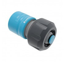 Raccord rapide stop (ABS/PC) IDEAL  19 mm