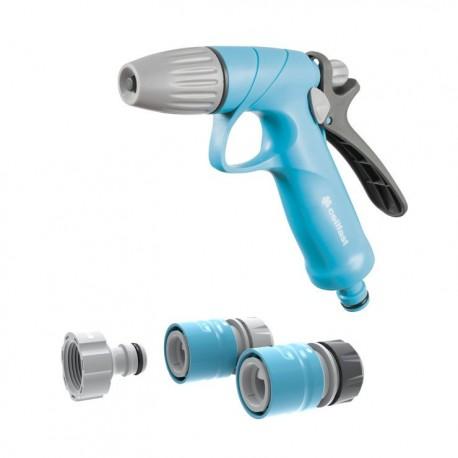 Kit IDEAL avec pistolet d'arrosage  12,5  et  15 mm