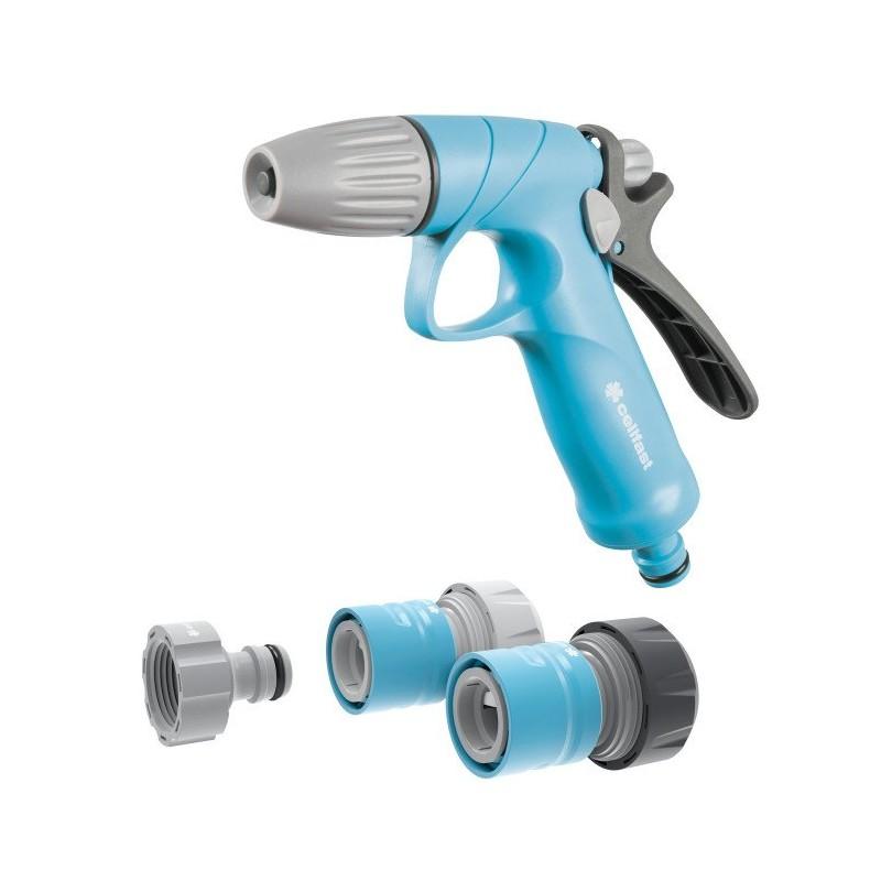 Kit IDEAL avec pistolet d'arrosage  19 mm
