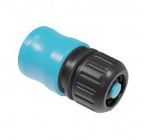 Raccord rapide stop BASIC  12,5  et  15 mm
