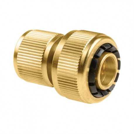 Raccord rapide laiton BRASS  19 mm