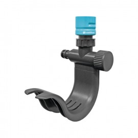 Support de tuyau avec nez de robinet
