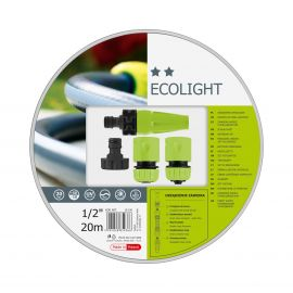 Kit d'arrosage ECOLIGHT 19 mm   20 m  + access. IDEAL