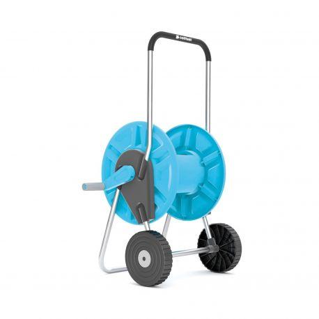 Dévidoir sur roues ALUPLUS (capacité 60 m - tuyau 12,5 mm)