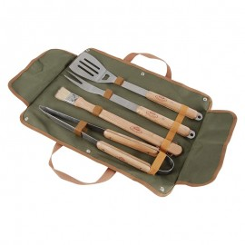 Set d'outils pour barbecue