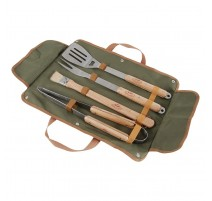 Set d'outils pour barbecue