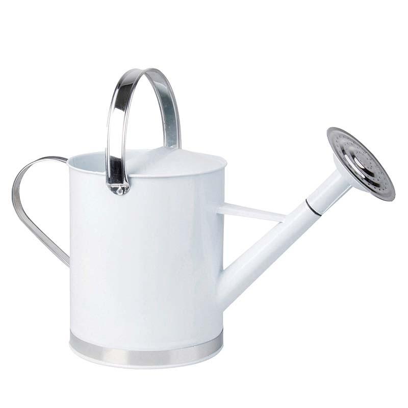 Arrosoir Blanc en zinc