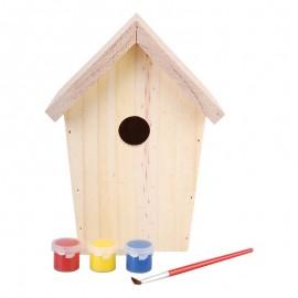 Nichoir maison à assembler, DIY