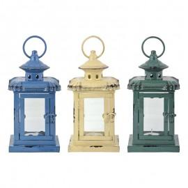 Lot de 3 lanternes 3 couleurs, différentes tailles disponibles
