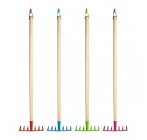 Rateau pour enfant, 4 coloris différents