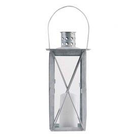 Lanterne classique zinc, différentes tailles disponibles
