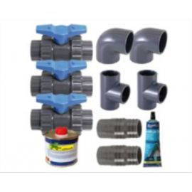 Kit BY-PASS Heatermax INVERTER - Ubbink