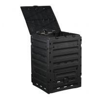 Composteur noir 300 litres