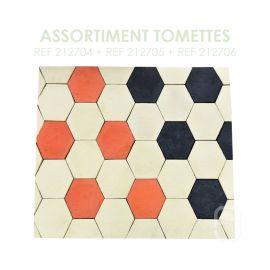 Tomette Hexagonale - vendue au m²