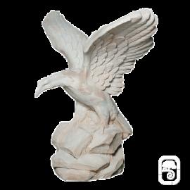 Aigle A L'Envol petit modèle  - Statue