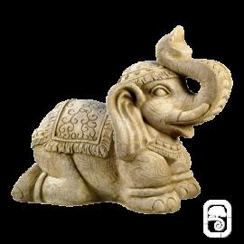 Elephant Hindou - Statue