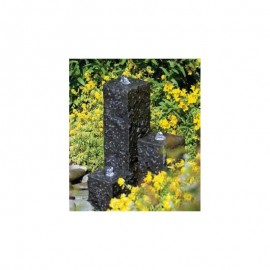 Fontaine avec 3 colonnes en...