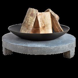 Vasque à feu avec table...