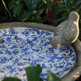 Abreuvoir pour oiseaux en...