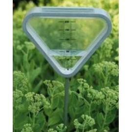 pluviometre design réservoir triangle