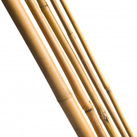 7 Tuteurs H90cm en bambou