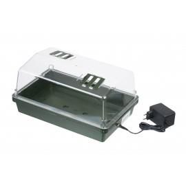 Mini serre chauffante - 8 Watt