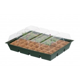 Semis en mini-serre - 48 alvéoles