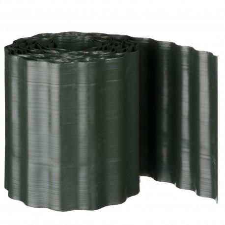 Bordure à gazon en PVC - H9 cm x 9 m