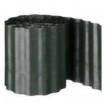 Bordure pour gazon en PVC ondulé - 9m