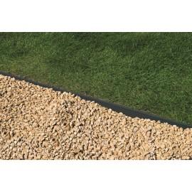 Bordure de jardin droite en latte - H14cm ou 19cm