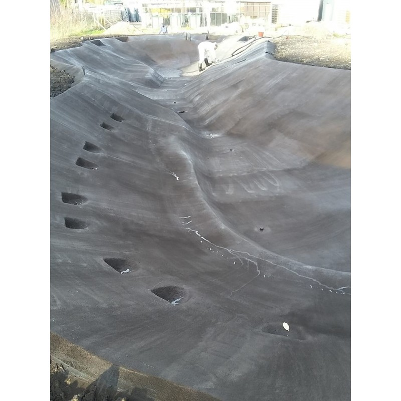 B che epdm 1mm firestone jardiprotec for Epdm firestone bassin
