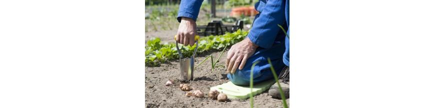 Outils de jardin à main, outillage manuel pour le potager et les plantations - Jardiprotec