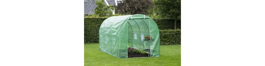 Serre de jardin et chauffage pour serre - Jardiprotec