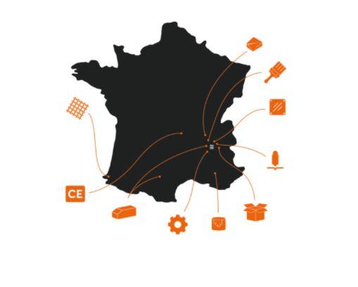 plancha fabriquée en France