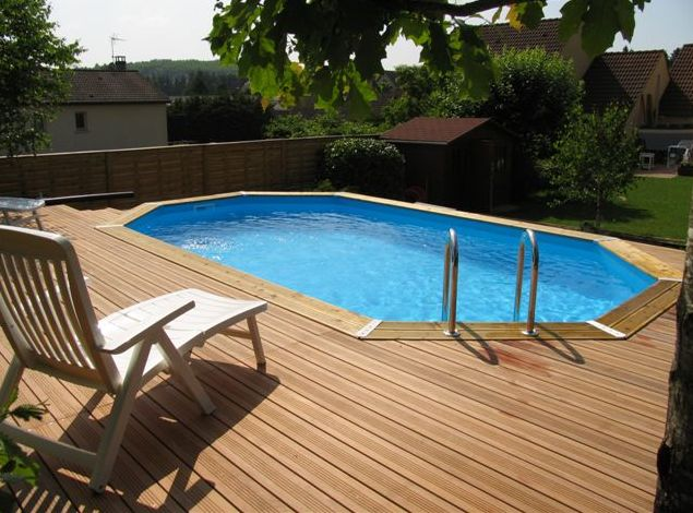Liners pour piscine